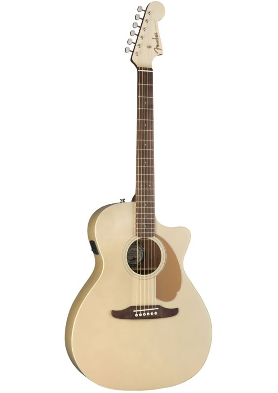 Fender Newporter Player Champagne WN