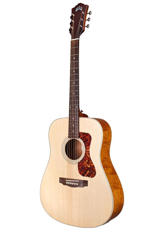GUILD -The Westerly Collection- D-240E Flamed Mahogany