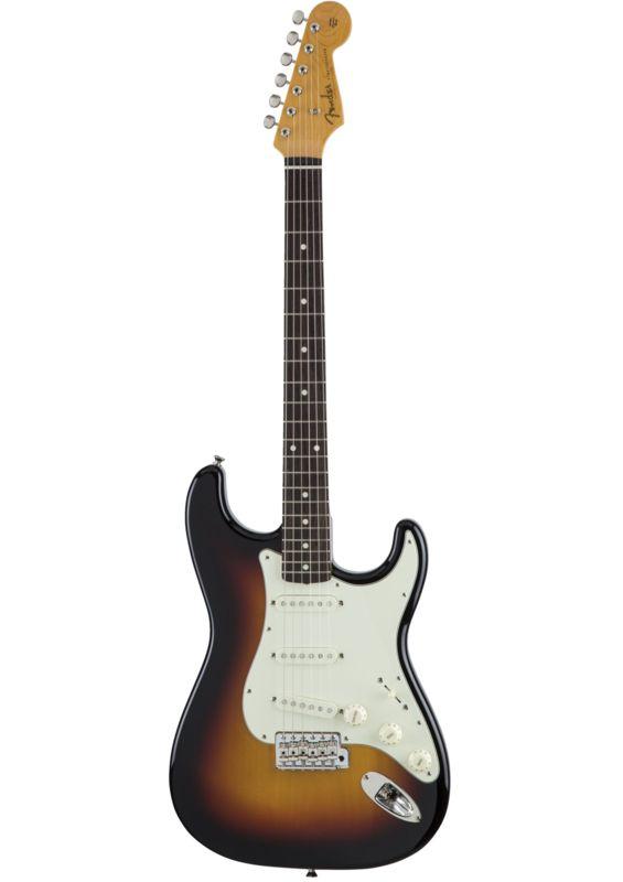 Fender MIJ Traditional 60s Stratocaster 3-Color Sunburst