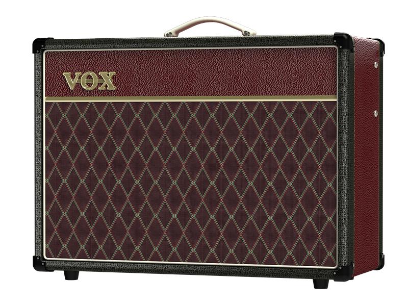 VOX All Tube Limited Edition AC15C1-TTBM-W