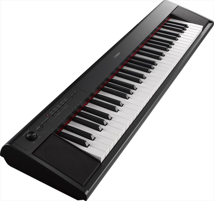 YAMAHA piaggero(ピアジェーロ) NP-12B ブラック(61鍵盤)