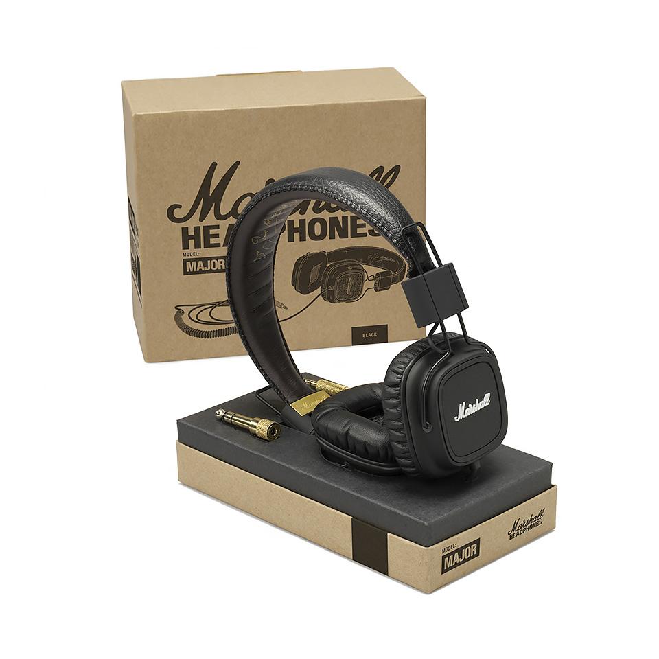 Marshall オーバーヘッド型ヘッドフォン MAJOR FX ACCS00122