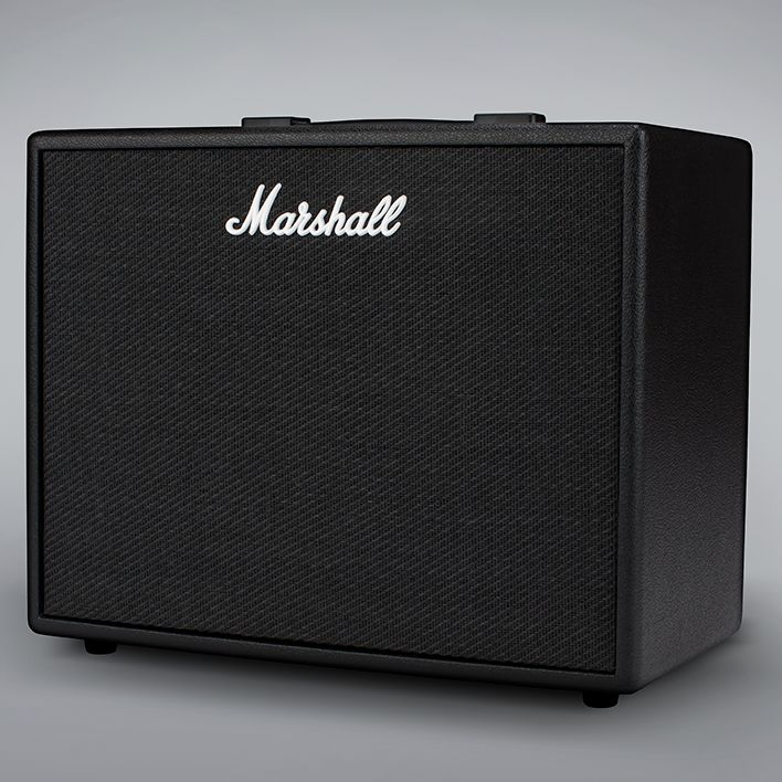 Marshall フル・デジタル・アンプ CODE50
