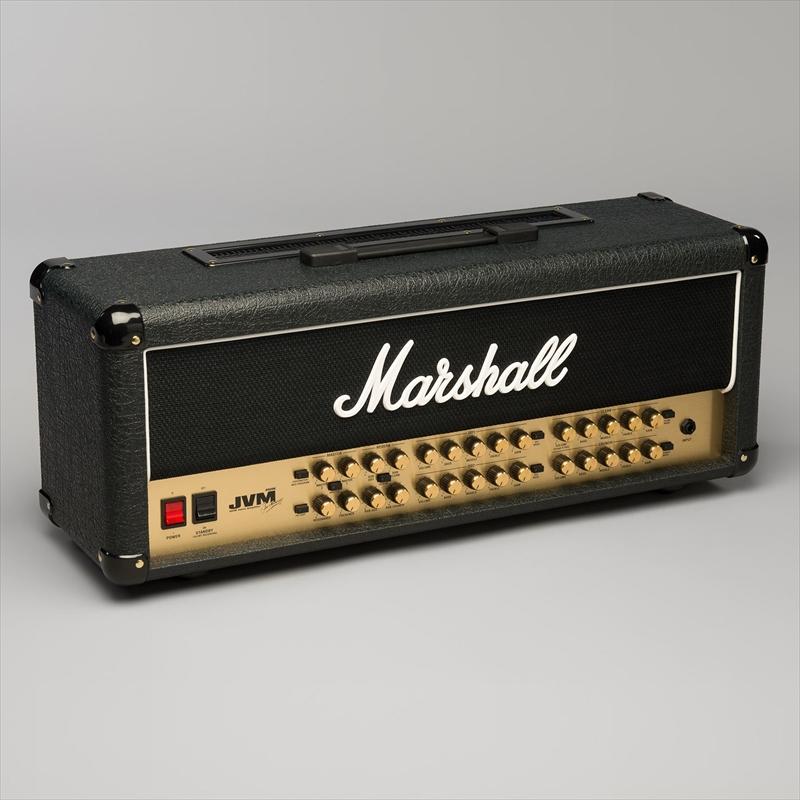 Marshall 100W 4ch バルブ・ヘッド JVM410H