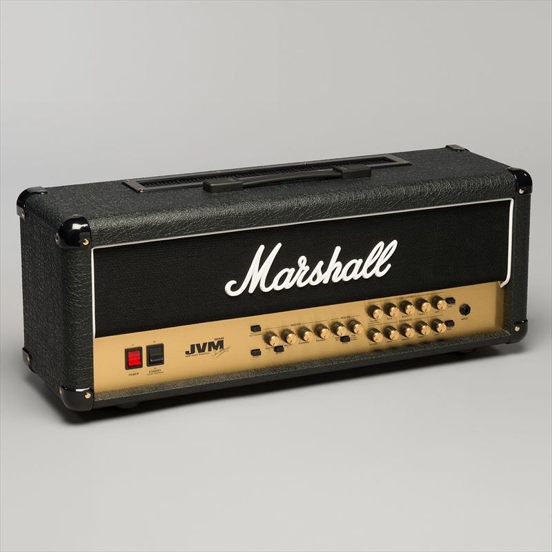 Marshall 50W 2ch バルブ・ヘッド JVM205H