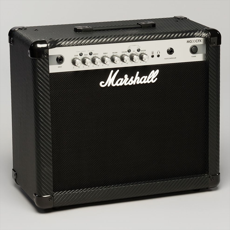 Marshall 30W 4ch デジタル・エフェクツ &プログラマブル・コンボ 10