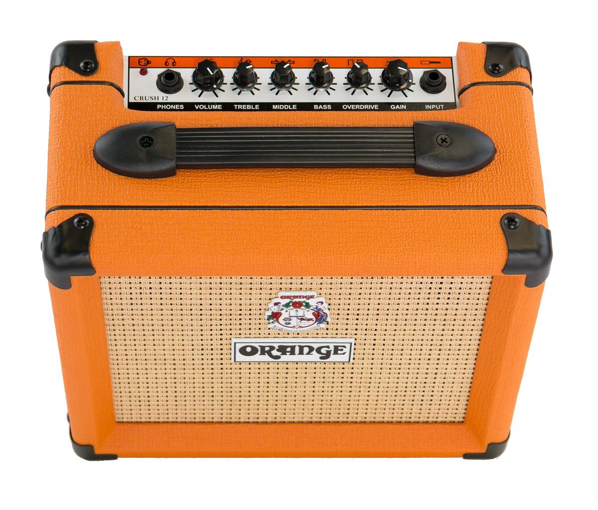 ORANGE エレキギター・コンボ・アンプ Crush 12