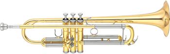 YAMAHA B♭トランペット カスタム YTR-850G
