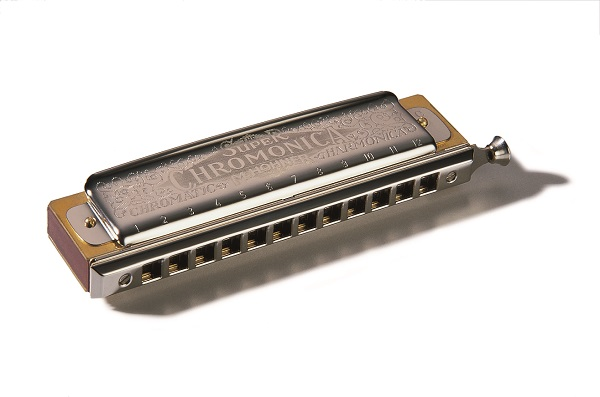 HOHNER Super Chromonica 270 (270/48)