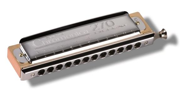 HOHNER Chromonica 270 Deluxe (7540/48)