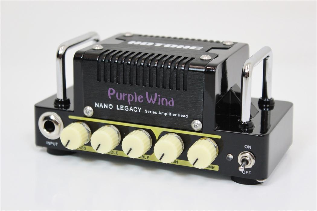HOTONE Purple Wind 【ギターアンプヘッド】
