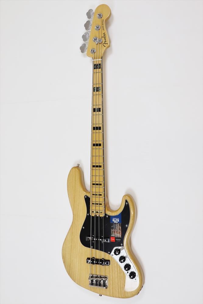 Fender AMERICAN ELITE JAZZ BASS ASH MN NAT 【アウトレット特価】
