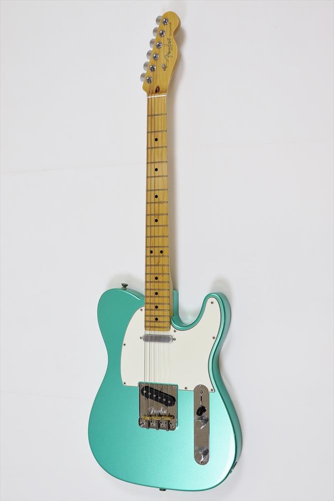 Fender AMERICAN PROFESSIONAL TELECASTER Mystic 正規品送料無料 Seafoam アウトレット特価 割引