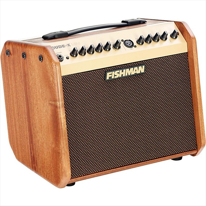 FISHMAN Loudbox Mini Mahogany Amplifier