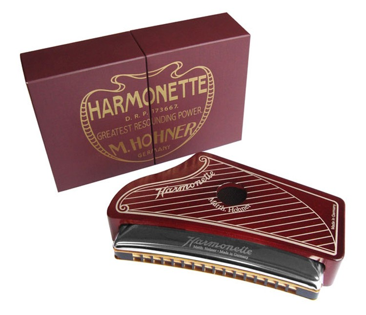 HOHNER Historic Collection Harmonette リイシュー[M3109]