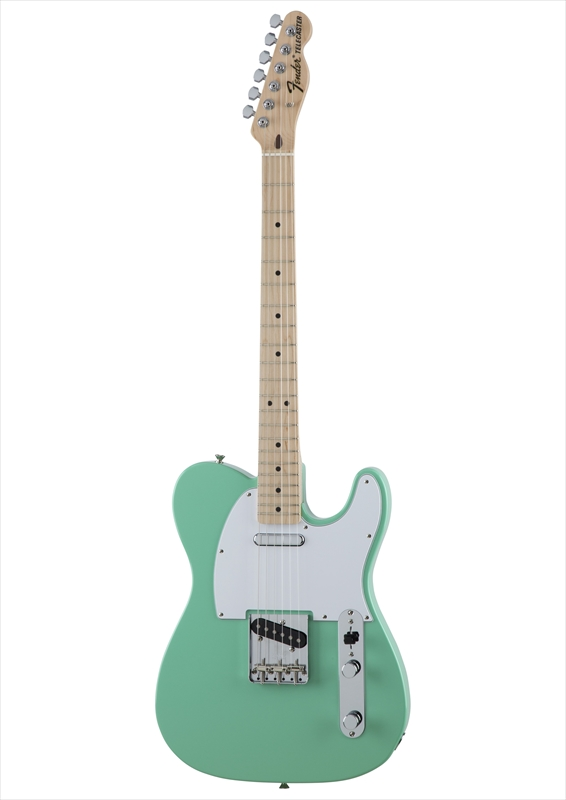 Fender Traditional 70s Telecaster Ash MN Surf Green