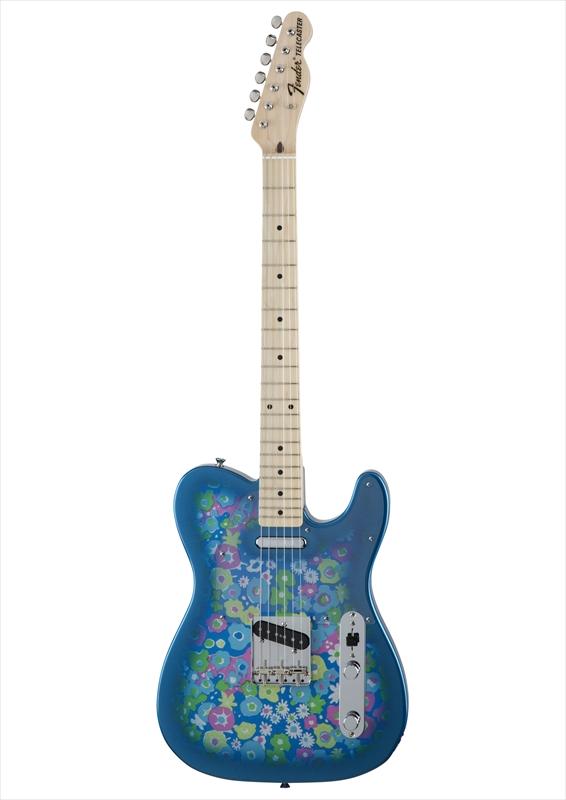 Fender Traditional '69 Telecaster Blue Flower