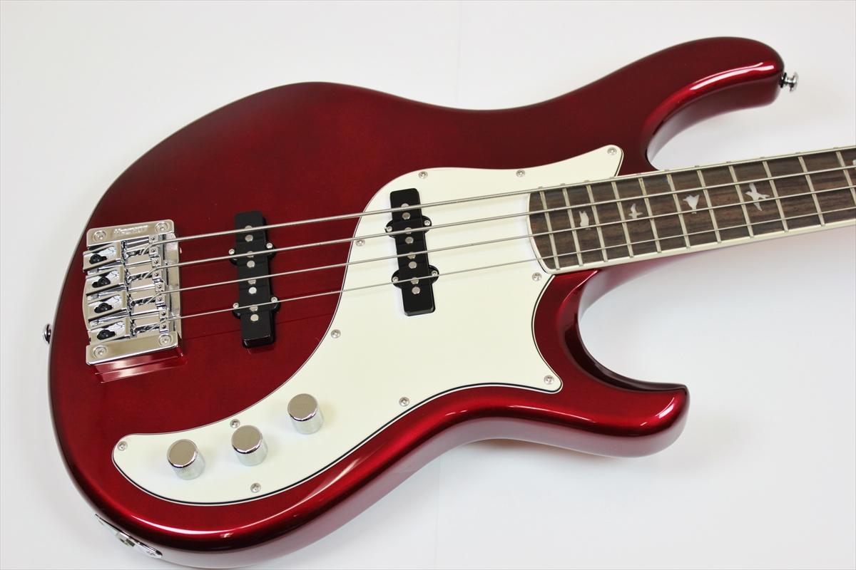 PRS SE Kestrel Metallic Red 【新品アウトレット特価】