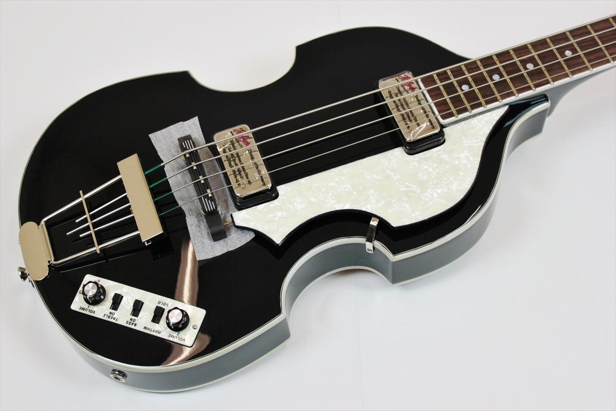 Hofner Violin Bass HCT500/1 Black 【新品アウトレット特価】