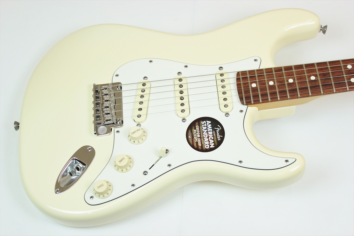 Fender AMERICAN STANDARD STRATOCASTER RW OWT