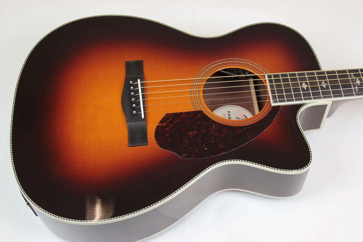Fender PM-3 DELUXE TRIPLE-0 VS【廃盤特価】