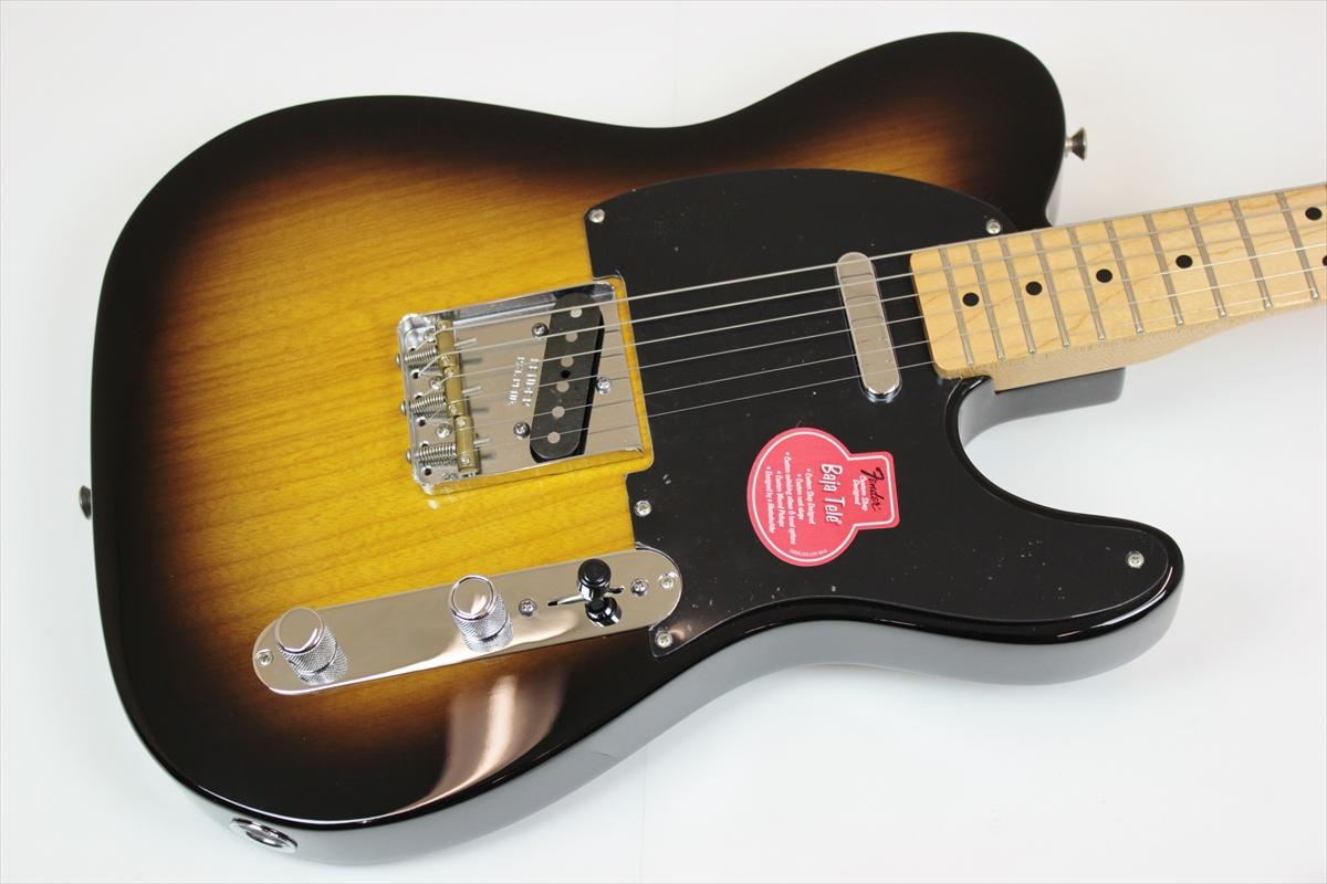Fender CLASSIC PLAYER BAJA TELECASTER 2TS【長期展示品特価】
