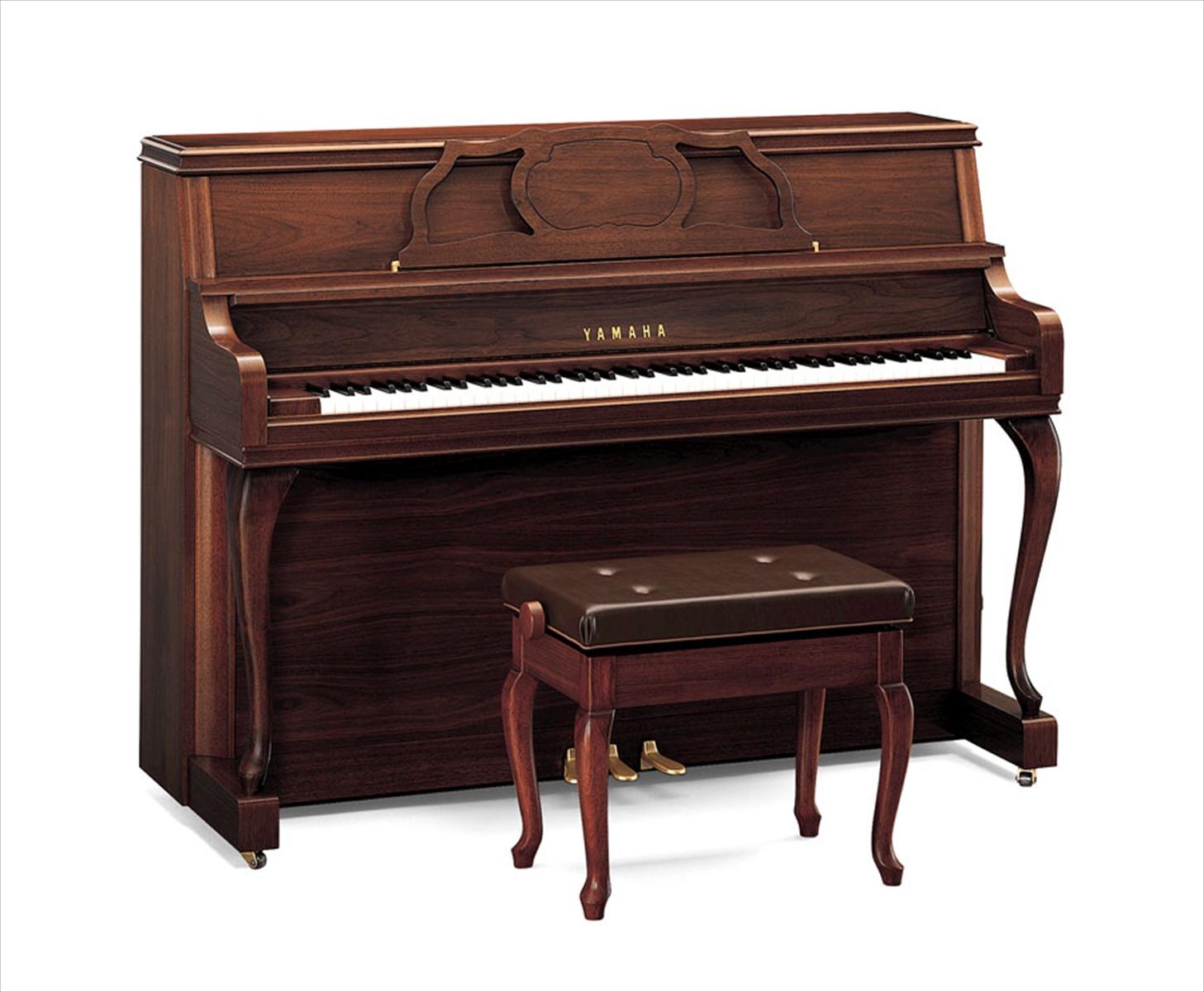【送料別・代引不可】YAMAHA インテリアピアノ YF101W