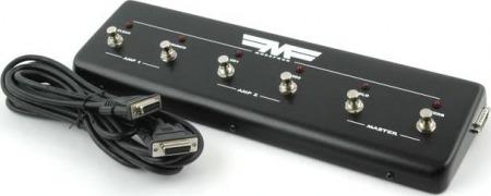 Marshall LED付き6連フットスイッチ PEDL10032