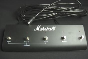 Marshall LED付き5連フットスイッチ PEDL10021