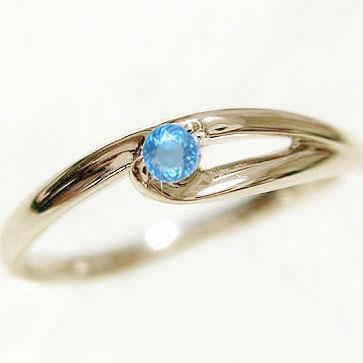 選べる 誕生石 リング イエローゴールドk10 天然石 宝石 カラーストーン 指輪 K10【送料無料】