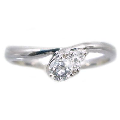 ピンキーリング ダイヤモンドリング プラチナ 指輪 PT900 指輪 ダイヤ 0.21ct 結婚記念日 プレゼントに最適【送料無料】
