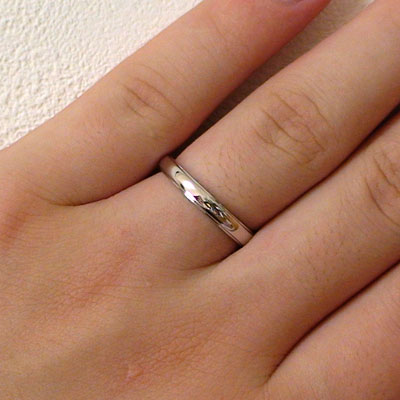 rings wedding piercing diamond news photos piercings views finger engagement could dermal replace