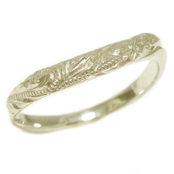 ハワイアン リング イエローゴールドk10 指輪  ハワイアンジュエリー リング ゴールドk10 指輪 K10yg【送料無料】