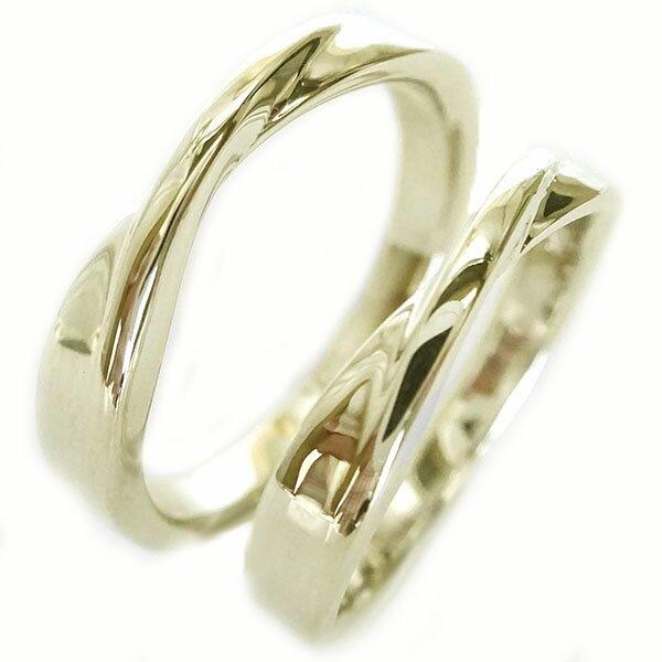 結婚指輪 マリッジリング イエローゴールドk10 ブライダル ゴールドk10 K10yg ランキング総合1位 メーカー在庫限り品 ペア2本セット 送料無料 ペアリング