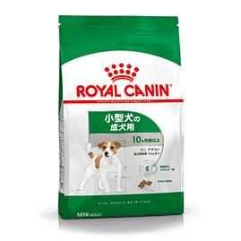【正規品】 ロイヤルカナン ミニ アダルト (小型成犬用 体重10kg以下・生後10ヶ月以上) 8kg