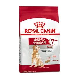 【正規品】 ロイヤルカナン ミディアム アダルト 7+ (中型高齢犬用 体重11~25kg・7歳以上) 10kg