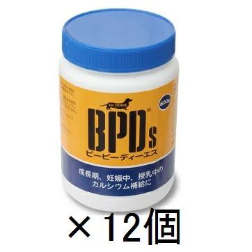 共立商会 BPDs 犬用 カルシウム 7.2kg(600g×12個入)