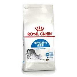 【正規品】 ロイヤルカナン インドア (室内で生活する成猫用 生後12ヶ月~7歳) 10kg
