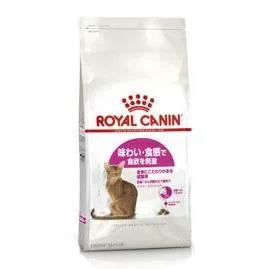 【正規品】 ロイヤルカナン セイバー エクシジェント (食事にこだわる猫用 味わい・食感で食欲を刺激 生後12ヶ月~7歳) 4kg
