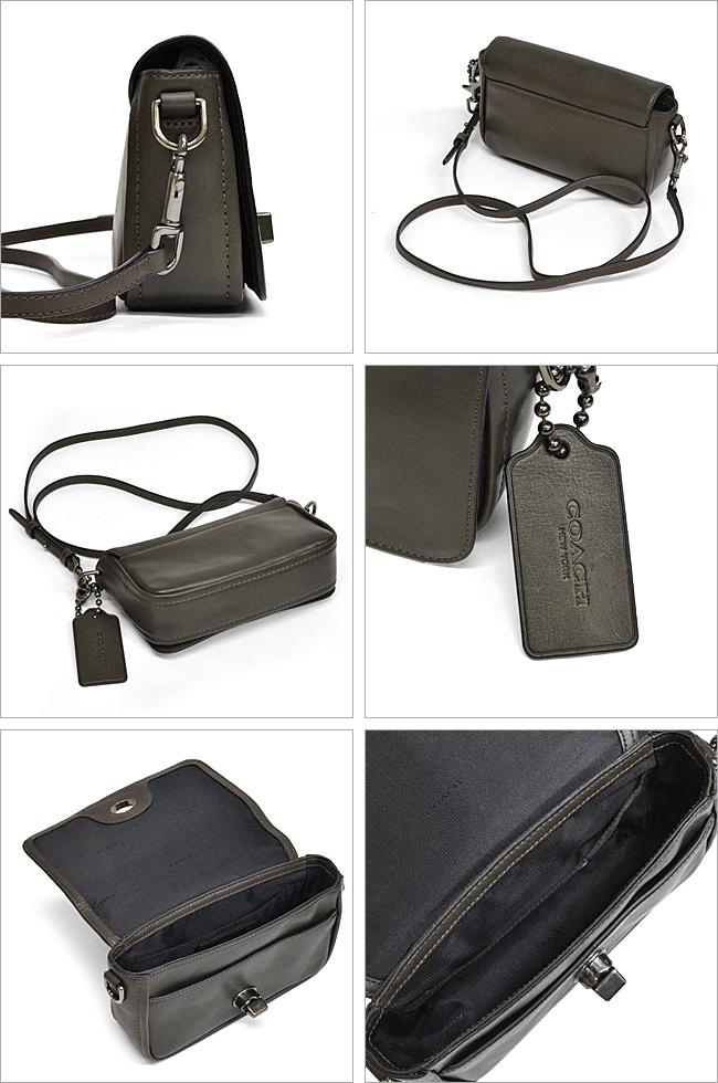 macalpine coach coach bleecker leather penny shoulder bag new rh global rakuten com