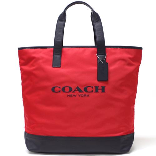 Coach Mercer Nylon Tote Bag Outlet F71678 Crl C