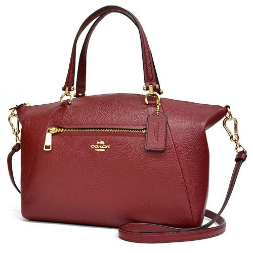 a69d3efd32de Coach  COACH people do leather Prairie satchel 2way shoulder bag 34