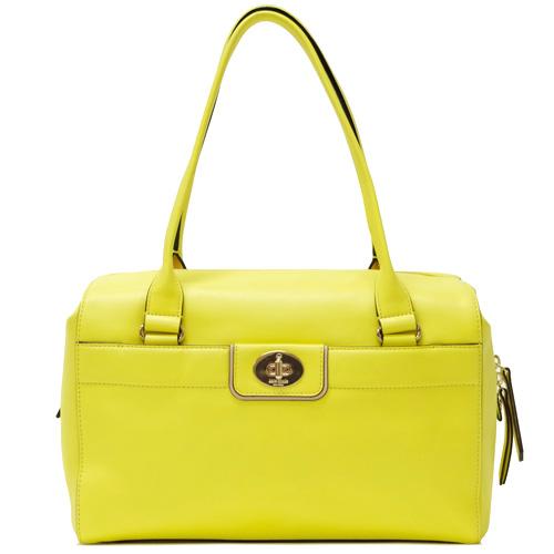 Kate Spade Hampton Road Colette Shoulder Bag Wkru1882 488 Yellow Outlet