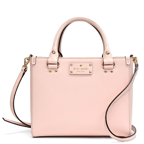 Kate Spade Pink Bag Confederated