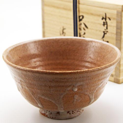抹茶碗 小井戸茶碗 桜井写 原清和 作 通年物 茶道具