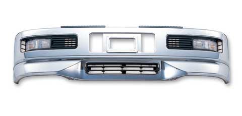 スーパーグレートタイプバンパー 600H大型車