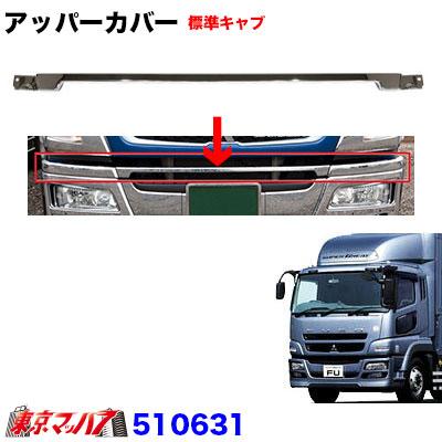 アッパーカバーセンター【標準キャブ車】07スーパーグレート バンパー用
