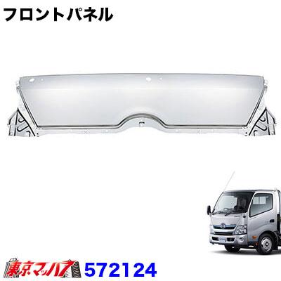 メッキフロントパネル日野 エアループデュトロワイド車専用(H23.7~)