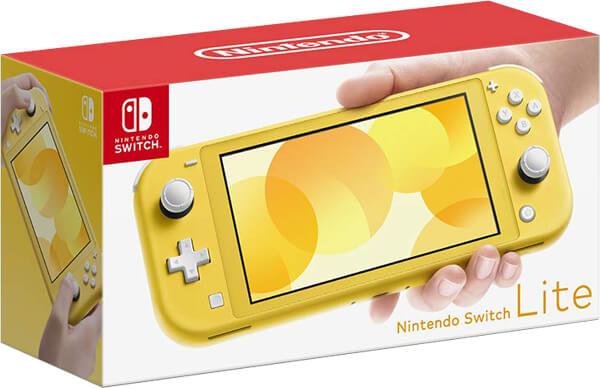 【即納可能】【新品】Nintendo Switch Lite イエロー★スイッチライト★スイッチ本体★ご注意:本商品を含むご注文は【送料2200円~】となります【あす楽対応】