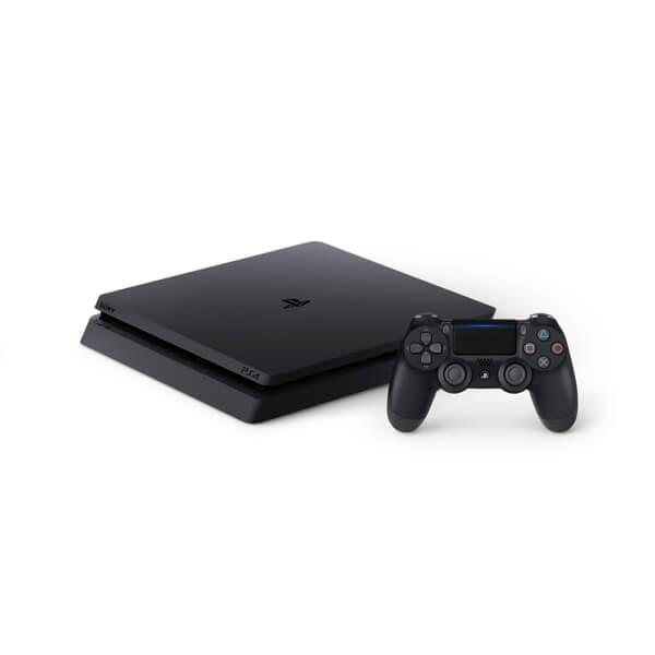 特典付【即納可能】【新品】プレイステーション4 ジェット・ブラック 500GB(CUH-2200AB01)【送料無料】【あす楽対応】【smtb-u】新型PS4本体